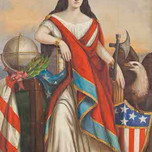 Goddess of Liberty (c. 1864)