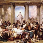 Romans of the Decadence (Couture 1847)