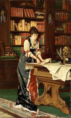 Lady in the Library (Charpentier).jpg