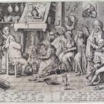 Carnival at Rotterdam 1567 (Heyden)