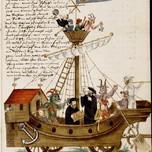 Nuremberg Shrovetide Carnival carrus navalis (15th c.)