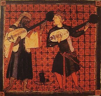 troubadours Christian Muslim Alfonso X c