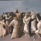Battle Between Carnival and Lent (Follower of Bosch c.1555-1600)