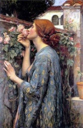 Soul of the Rose (Waterhouse).jpg