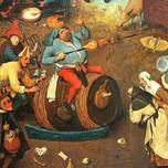 Lord of Carnival Misrule (Brueghel)