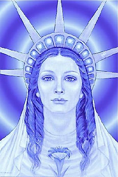 Goddess of Liberty with halo and flower.jpg
