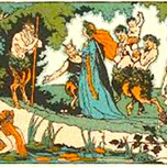 May Queen and pagan gods
