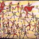 Nuremberg Stadtpfeifers dance (c. 1519)