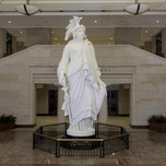 Statue of Freedom (Capitol Visitor Center)