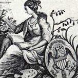 The Universal Asylum and Columbian Magazine (Peale 1790)