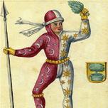 Schembart Carnival figure