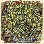 May Day Green Man