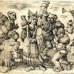 Carnival with Lord of Misrule (c.1505-1536)