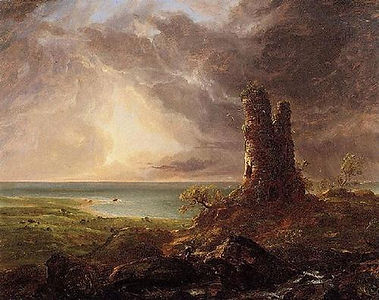 Ruined Tower (Cole 1836)