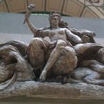 Roman Goddess Libertas (Paris)