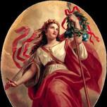 Liberty (Brumidi, 1869)