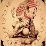 Columbia, Emblem of the U.S. (Harris 1804)