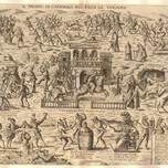 Il trionfo de carnavale nel paese de Cucagna (Nelli c. 1575)