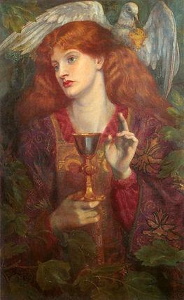 The Holy Grail (Rossetti).jpg