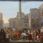 Karneval in Rome (Lingelbach 1650)