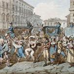 Carnival in Rome II (Pinelli)