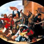 Battle Between Carnival and Lent (Molenaer 1633)
