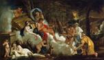 Bacchanalia (Bourdon 17th c.)