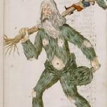 Nuremberg Shrovetide Carnival Wild Man of the Woods (1449-1539)