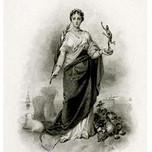 Lady Columbia (c. 1870)