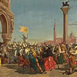 Venetian Carnival (Stiepevich 19th c.)