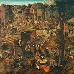 A Village Fair (Bruegel the Younger 16th c.)