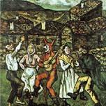 Carnival In A Village (Solana 1933-37)
