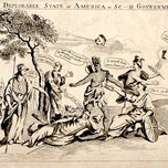 The Deplorable State of America (1765)