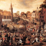 Village Festival (Mostaert 16th c.)