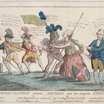 The Reconciliation between Britannia and her Daughter America (Colley 1782)