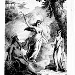 Frontispiece ofThe London Magazine (January 1775)