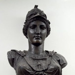 Minerva as the Patroness of American Liberty (Giuseppe Ceracchi 1791)