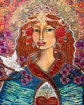 "How Eliza Gilkyson's ""Emmanuelle"" is Sophia, Divine Wisdom"