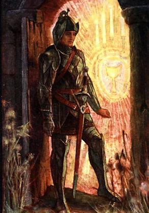 Sir Lancelot at Chapel of Grail.jpg
