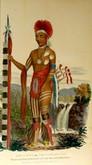 "An Emblem of America (""Moorish Americans"" 1798)"
