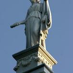 Goddess Liberty (Savannah-Pulaski Monument)