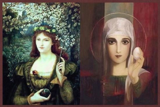 Eostre and Mary Magdalene.jpg