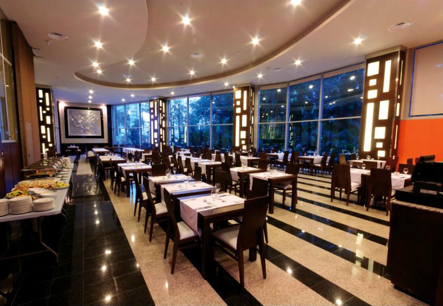 RIU Ciudad Restaurante