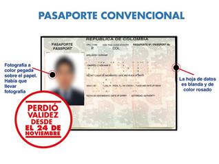 ¿ Qué pasaporte necesito para viajar a Europa ?