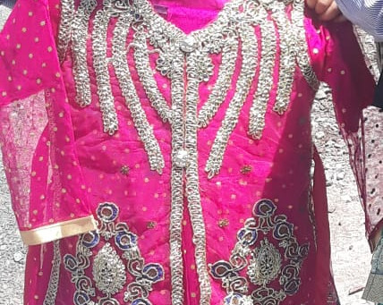 New Eid Clothes for Children in Kashmir