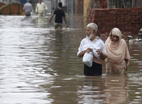 Emergency Flood Relief - Karachi