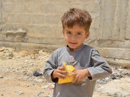 HOPE Launches Door-to-Door Iftar: 200 People Served/Day