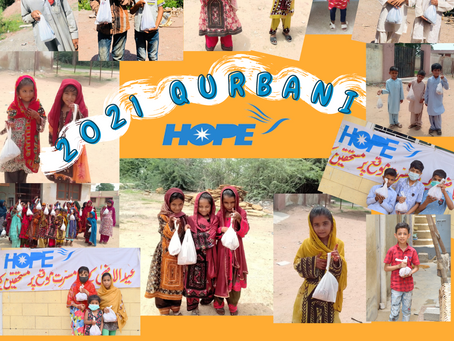 2021 QURBANI - 5,600 Poor People Given Meat!