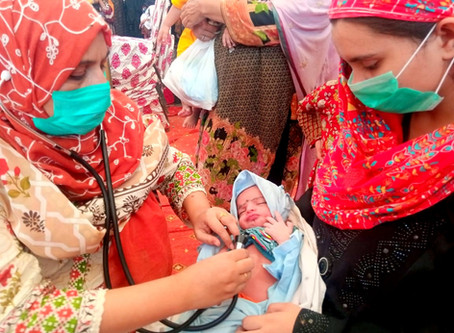 HOPE Medical Camps Treat 500+ Flood Victims