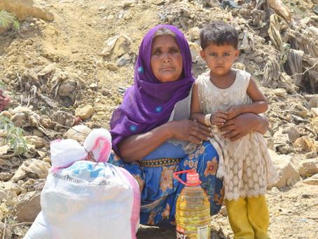 HOPE Launches Ramadan Food Ration Distribution